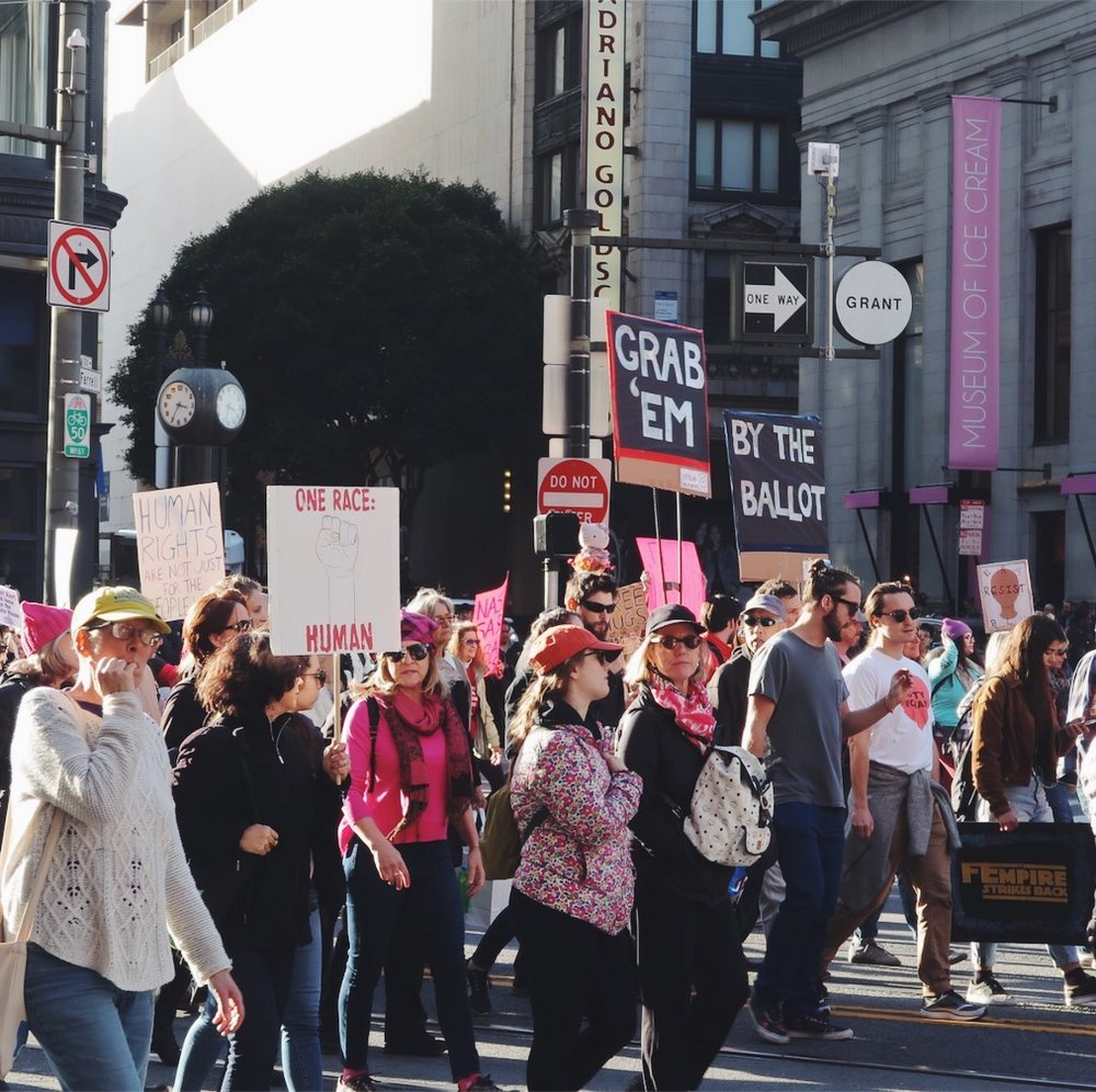 women's march san francisco