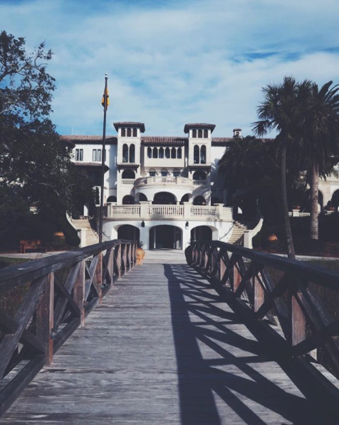 cloister at sea island