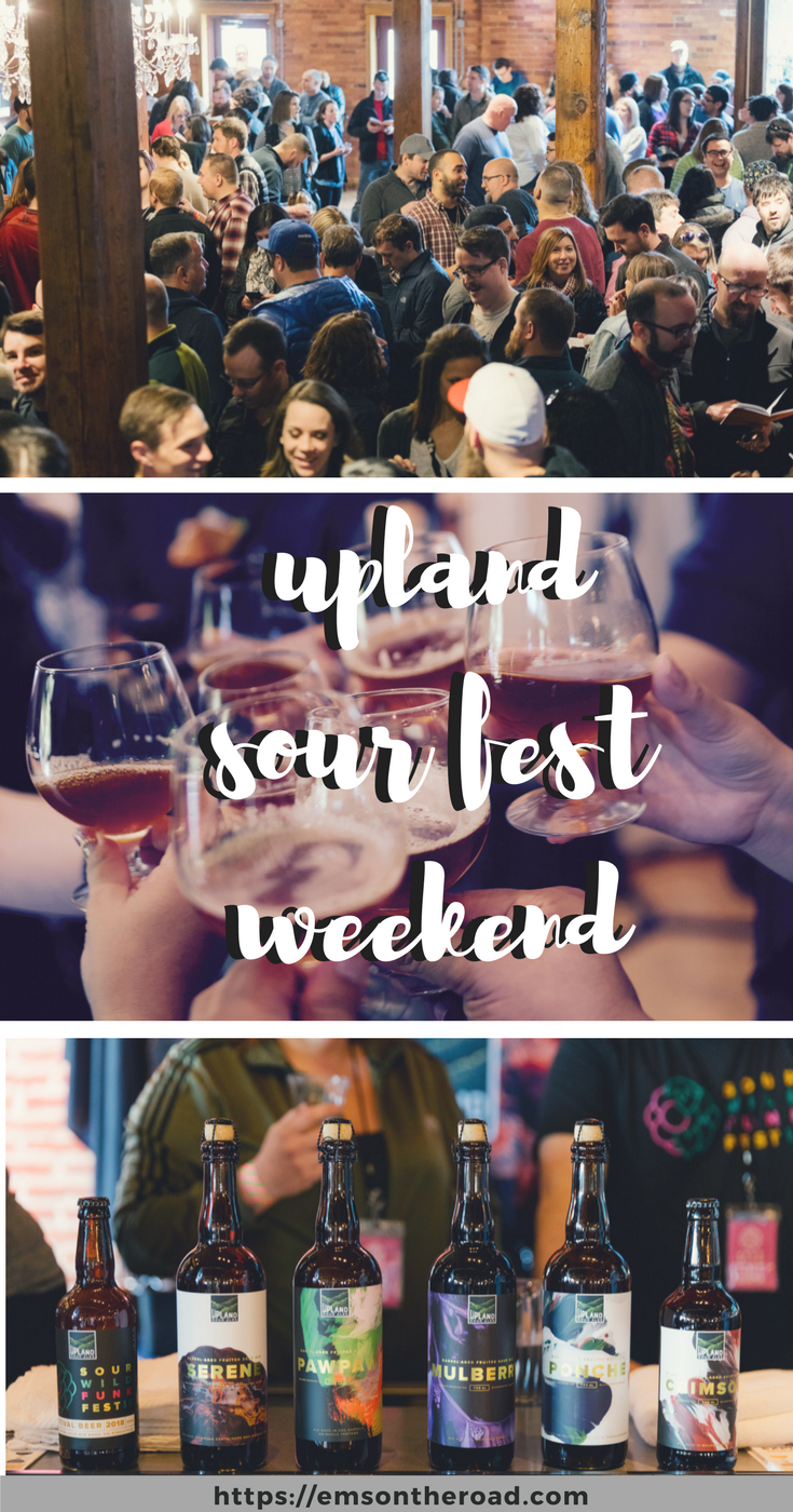 Plan the Ultimate Upland Sour Fest Weekend in Indianapolis