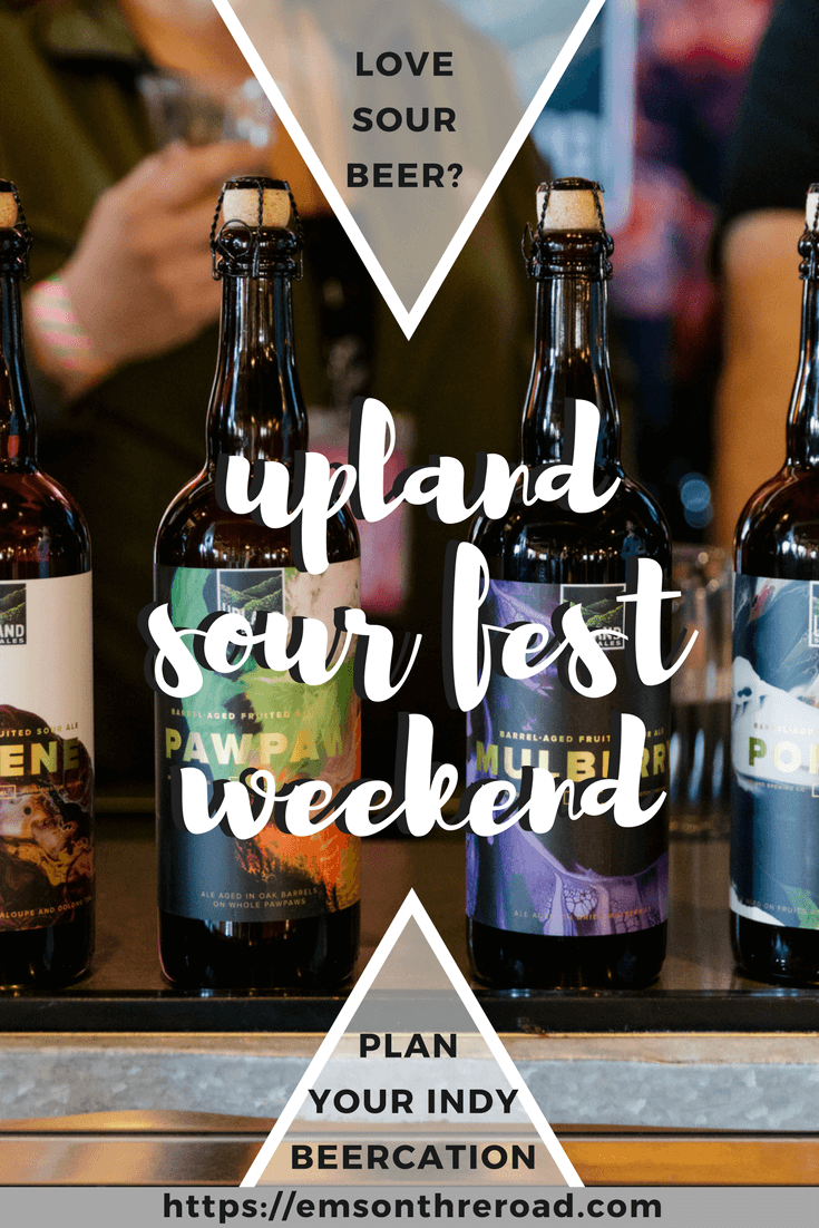 Plan the ultimate Sour Wild Funk Fest Weekend in Indianapolis
