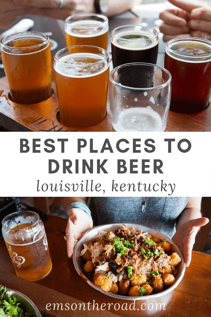 Best Places to Drink Beer in Louisville, Kentucky