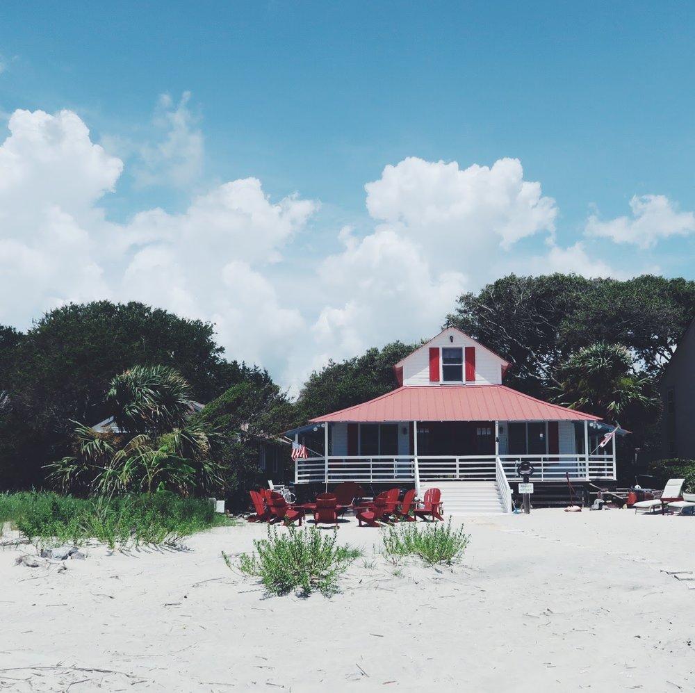 St Simons Island, Georgia