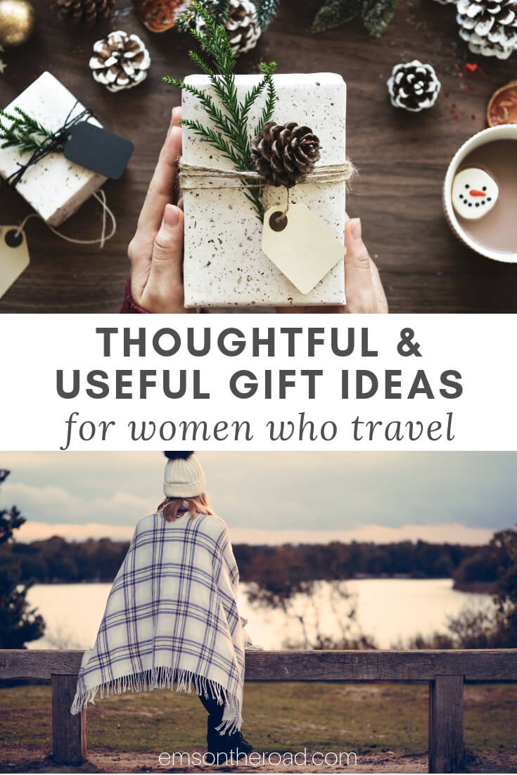 The Most Thoughtful and Useful Gift Ideas for Women Who Travel : Small Business Edition