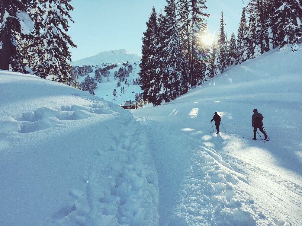 Cross Country Skiing in Bend, Oregon