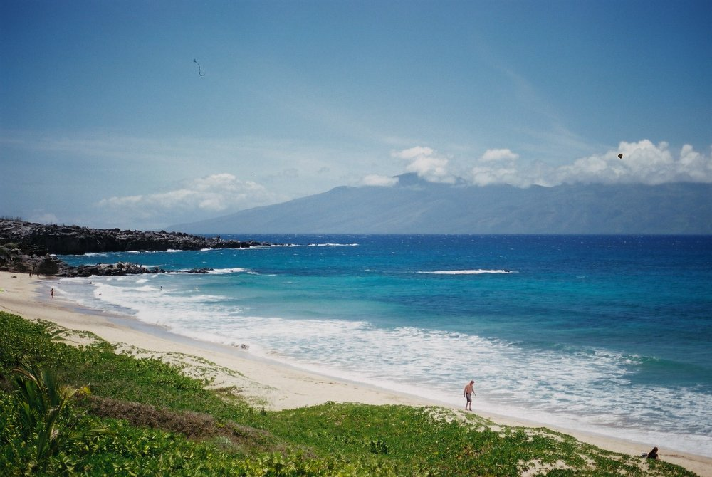 Kapalua Beach in Maui by Ryan Hines   Discover the 10 best things to do in Maui with these insider tips from an ex-resident. #maui #travel #hawaii