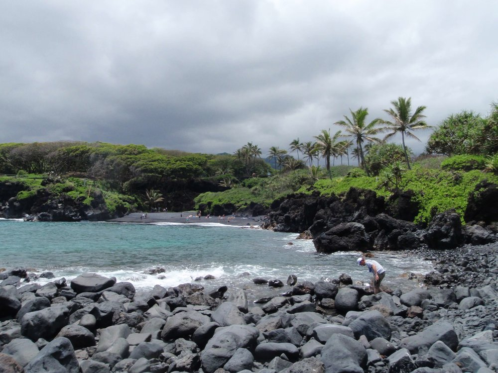 Wainapanapa State Park   Discover the 10 best things to do in Maui with these insider tips from an ex-resident. #maui #travel #hawaii