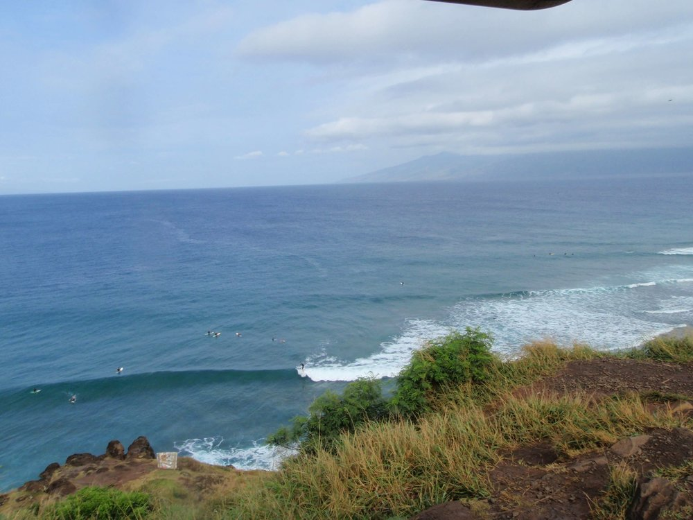 Surfers at Ho'okipa   Discover the 10 best things to do in Maui with these insider tips from an ex-resident. #maui #travel #hawaii