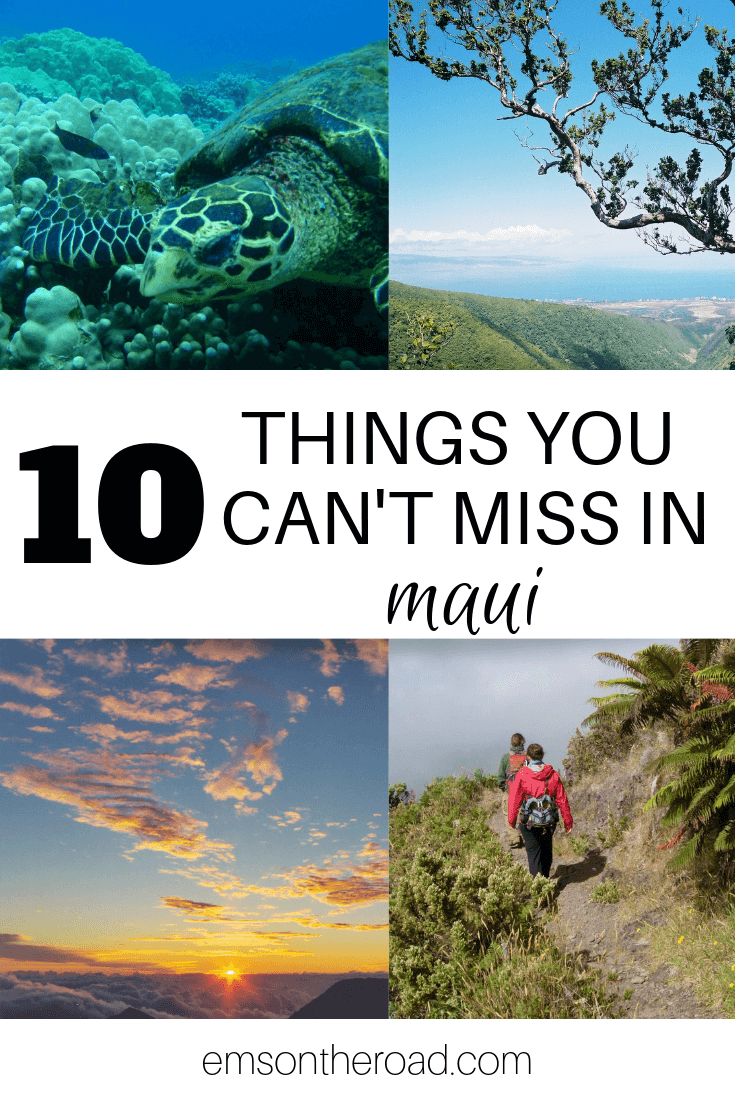10 Best Things To Do in Maui with Insider Tips from an Ex-Resident #maui #hawaii #travel