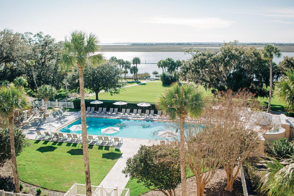 Jekyll Island Club Pool