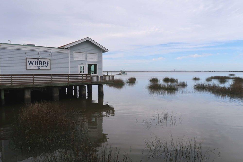 The Wharf at Jekyll Island Club Hotel