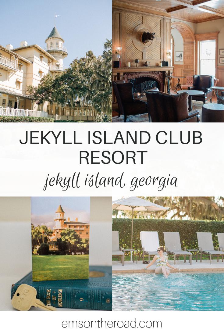 Escape winter on the Georgia coast at the Jekyll Island Club Resort