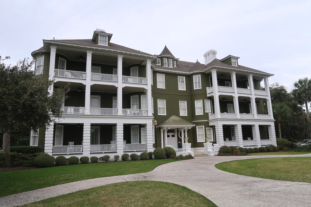 Sans Souci Cottage at Jekyll Island Club
