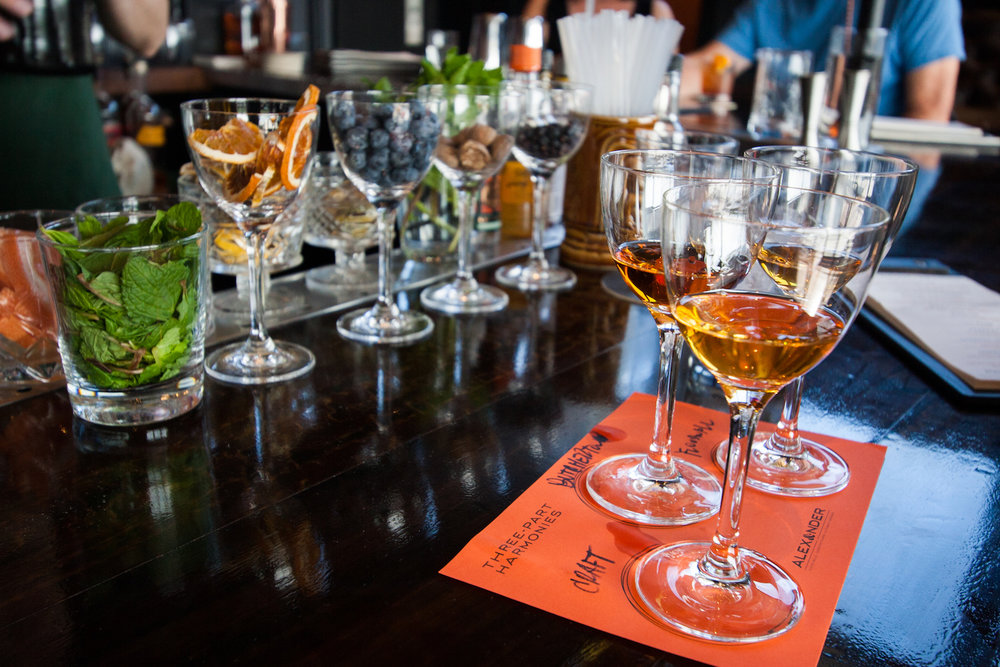 Copper & Kings Brandy Tasting