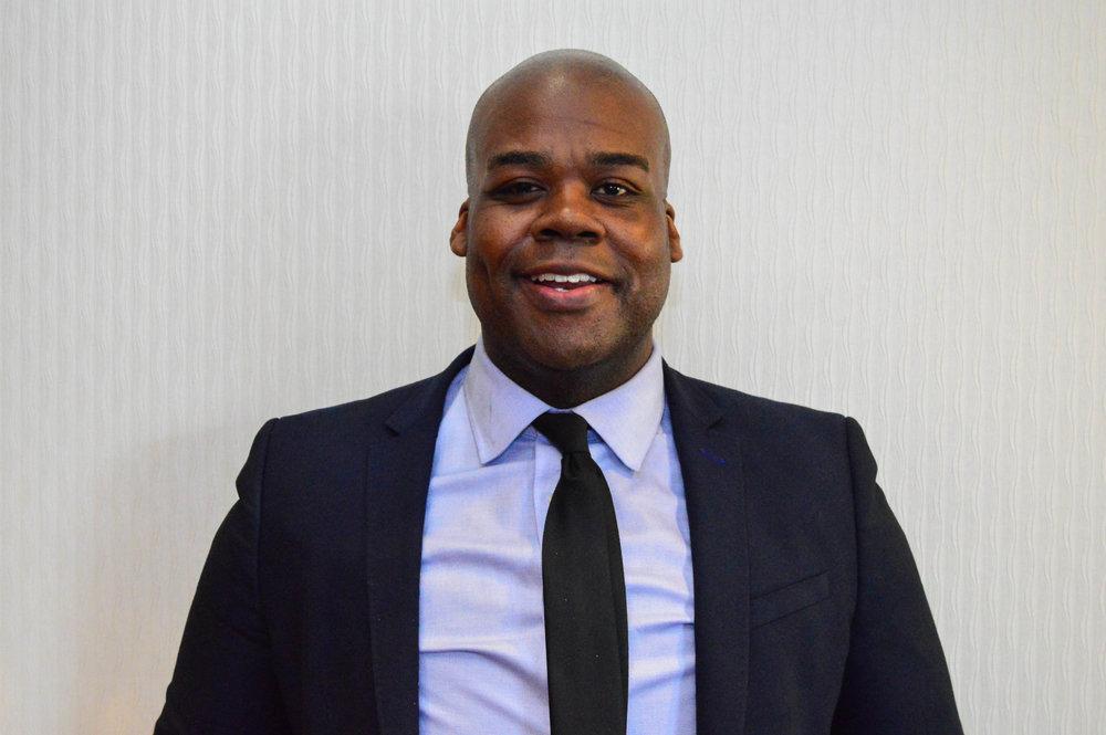Solomon Jordan | Executive Pastor