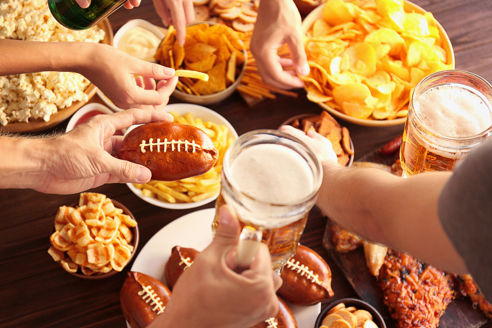 Super Bowl Party Planning Tips & Tricks -