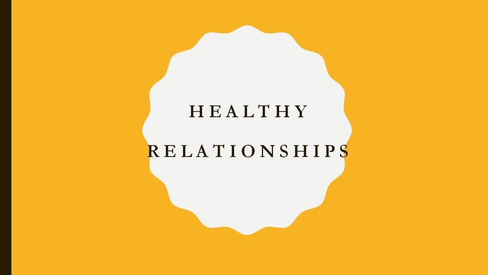 Healthy Relationships: Dating & Domestic Violence (Socio Cognitive Intervention) (Public Safety)   Purpose:The focus is to recognize unhealthy relationships, raise awareness about teen dating violence, and engage youths in developing skills to build healthy relationships.