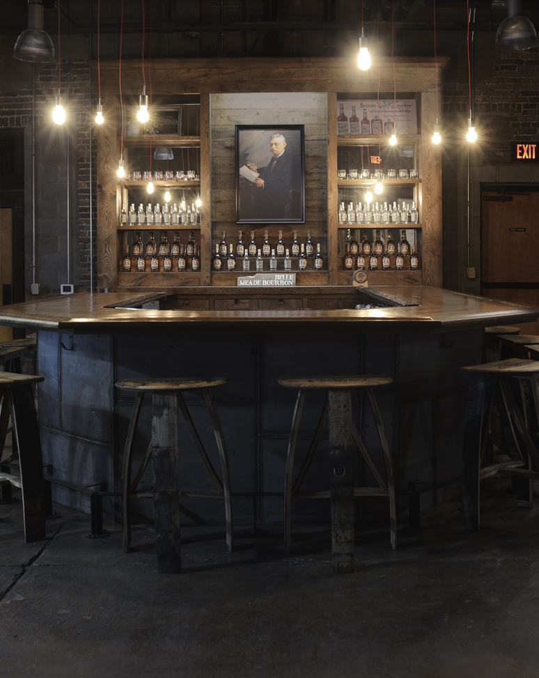 The Tasting Room at Nelson's Green Brier Distillery