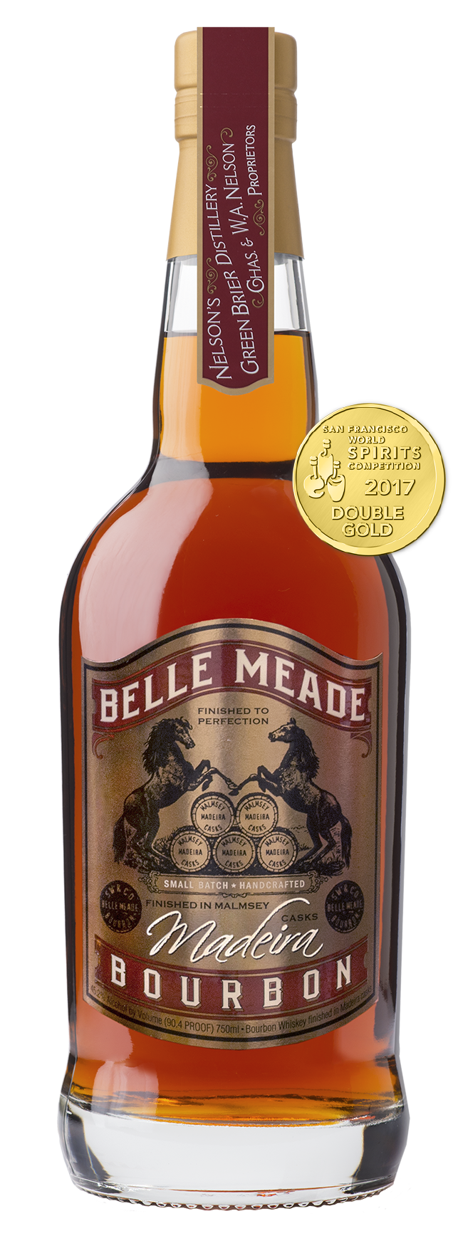 Belle Meade Bourbon Finished in Madeira Casks