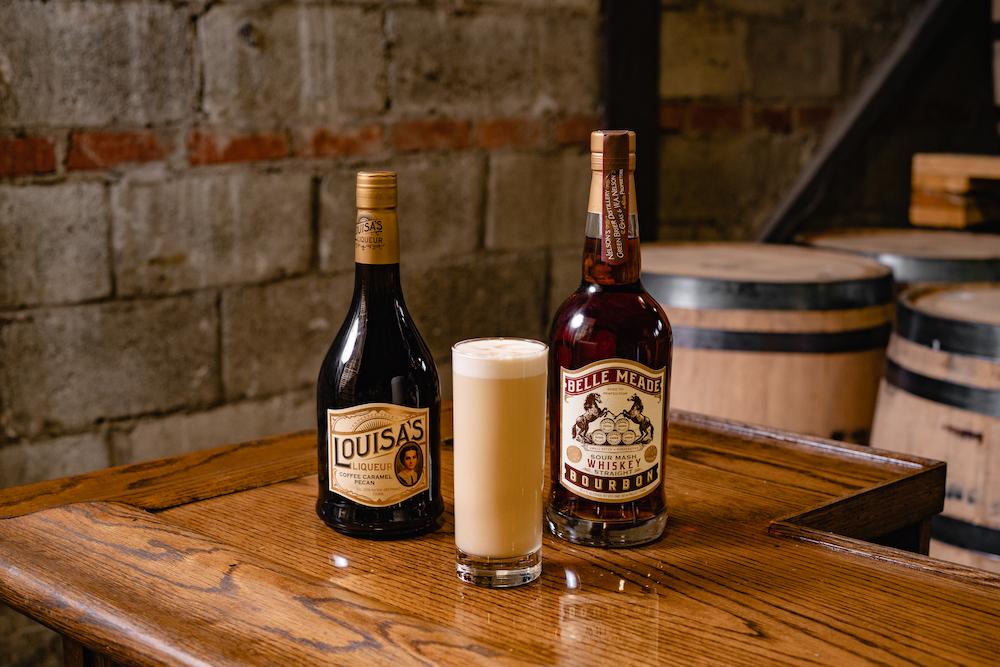 Belle Meade Bourbon | Germantown Flip Recipe