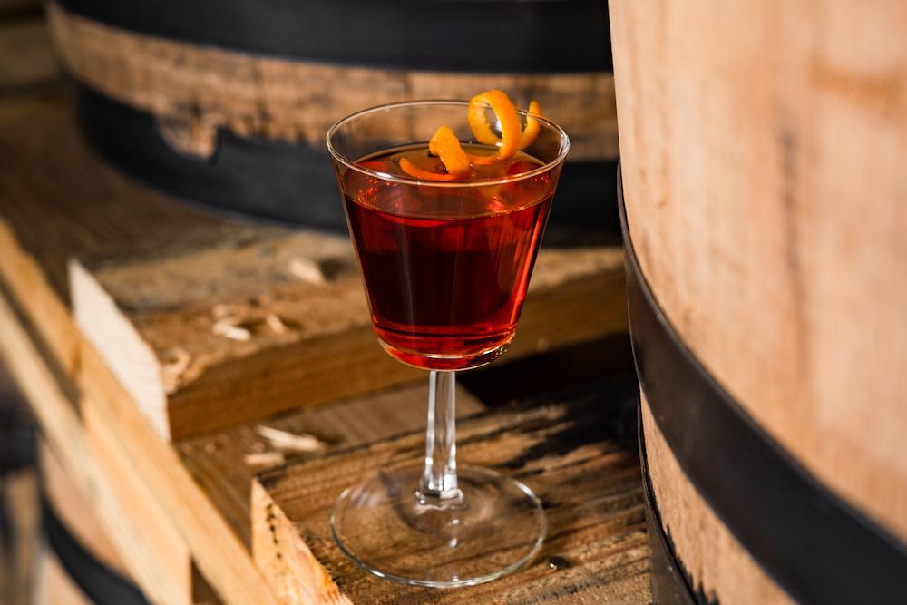 Belle Meade Bourbon | Slap On The Wrist Recipe