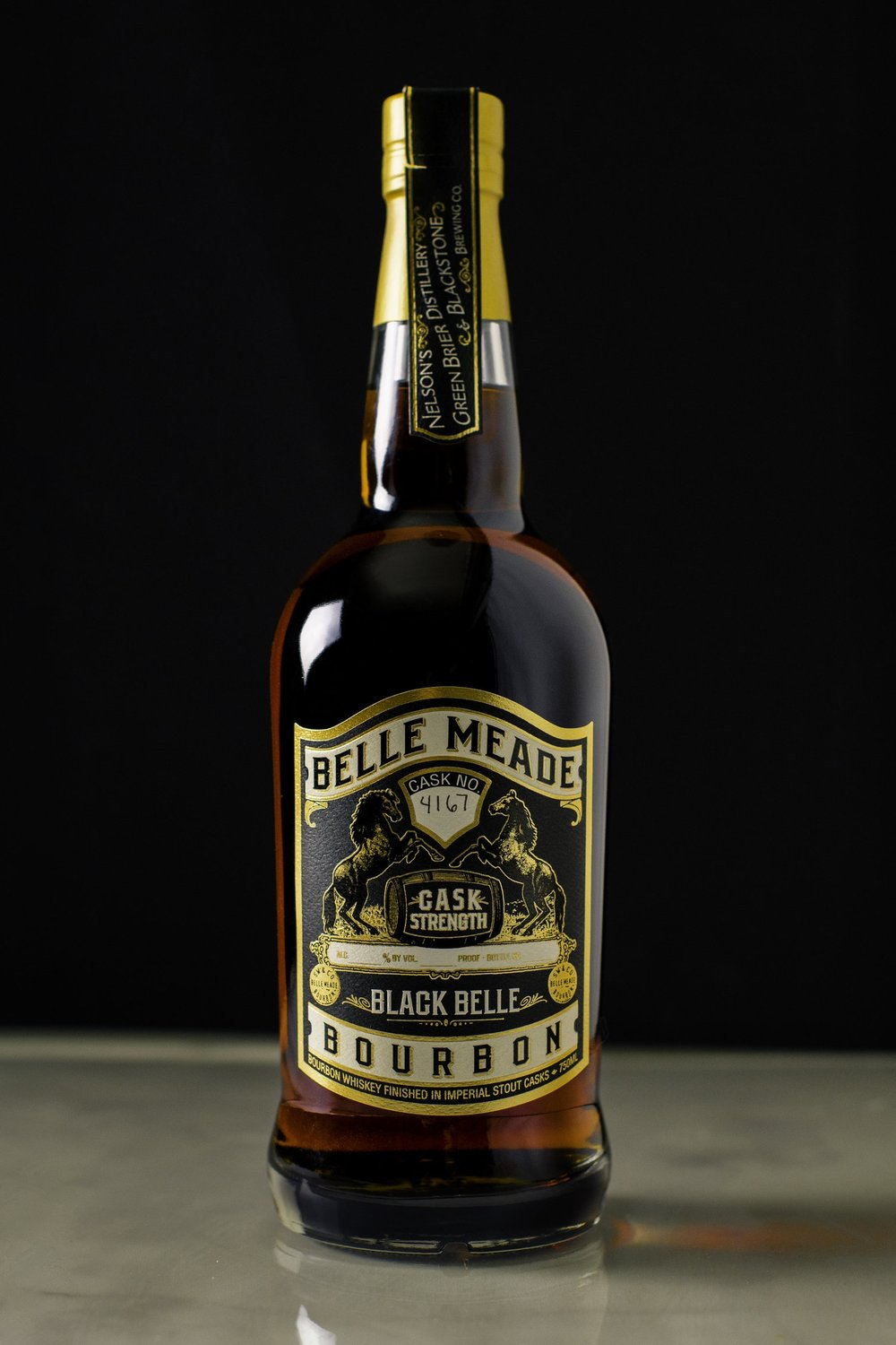 "Belle Meade Bourbon | ""Black Belle"" Bourbon"
