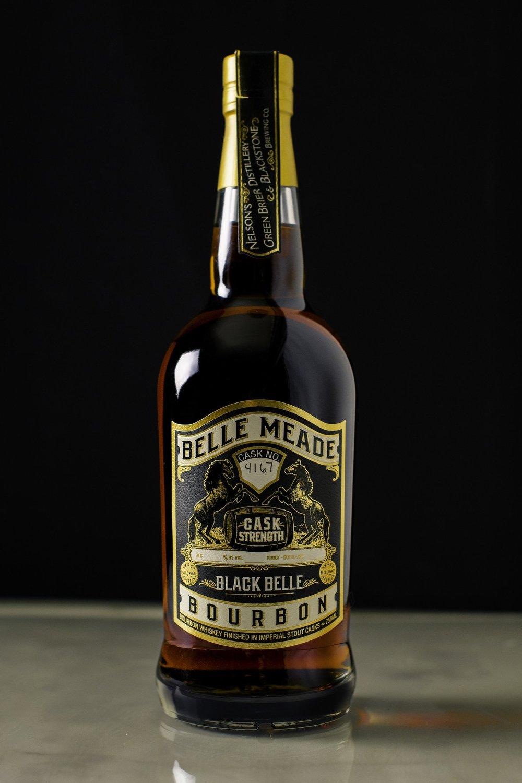 "Belle Meade Bourbon | ""Black Belle"" Bourbon"