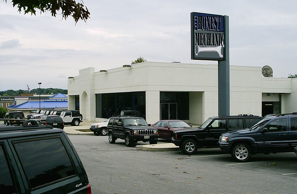 Thinking about buying a used car?   Let us check it out first.   Schedule Your Visit