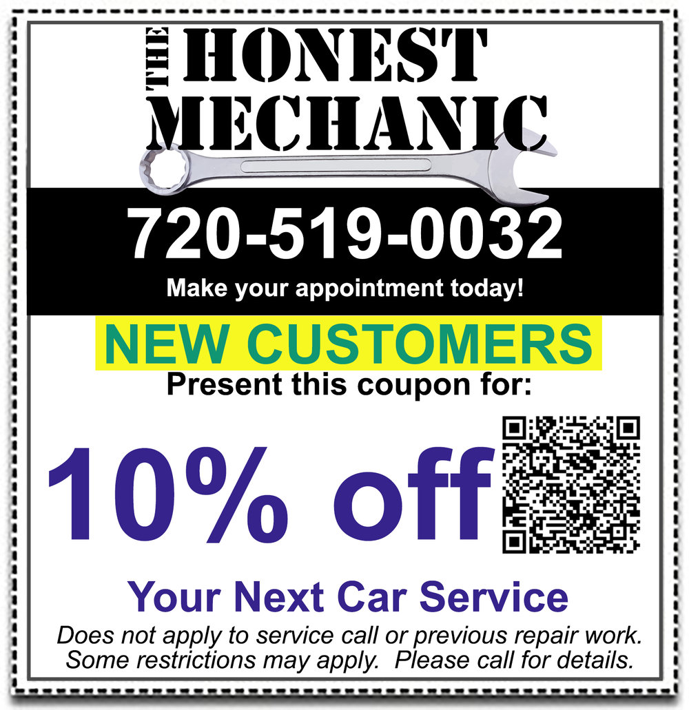 New Customers Coupon
