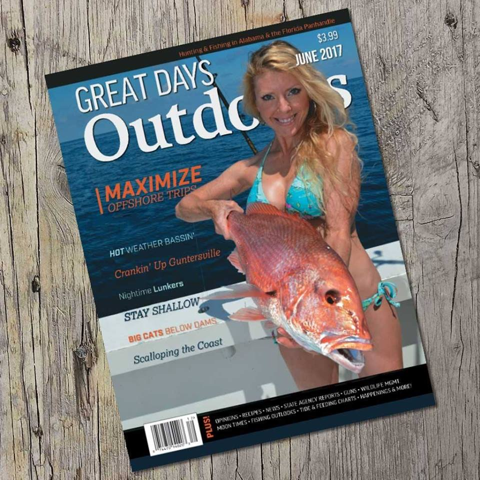 Photo Credit: The Great Days Outdoors Magazine www.greatdaysoutdoors.com