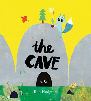 Book cover of The Cave by Rob Hodgson