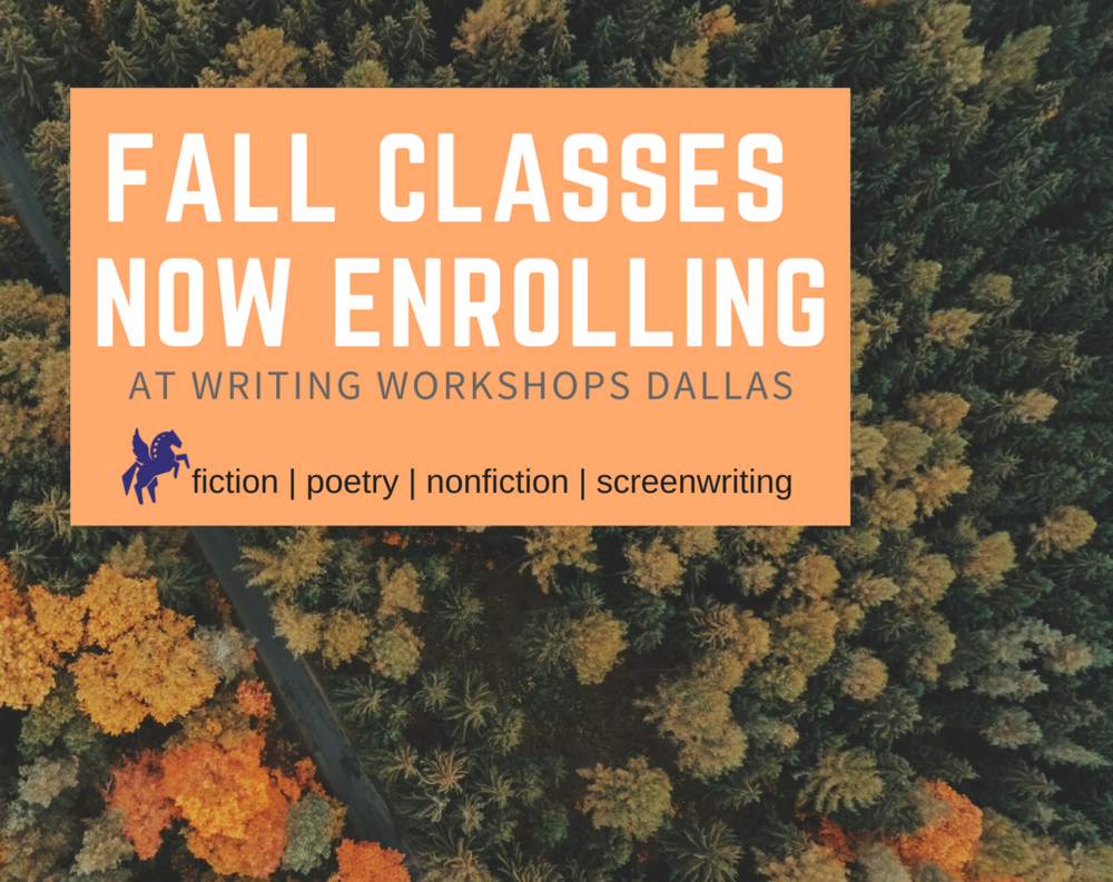 Creative writing classes now enrolling Dallas Writers Workshp Writing Workshops Dallas