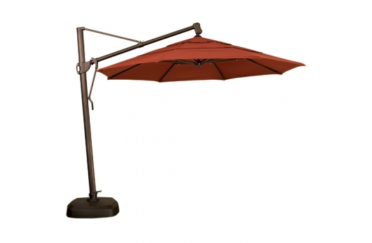 Home U0026 Patio Has Huge Assortment Of 11 Foot, 13 Foot And 10x13 Foot  Cantilevered Umbrellas In Stock. We Offer Local Delivery And Set Up On In  Stock ...