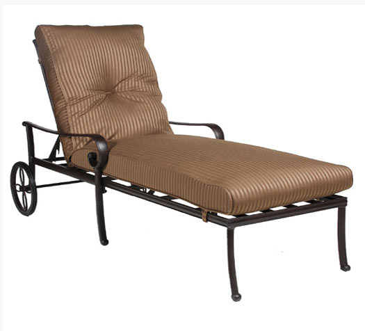 SANTA BARBARA CUSHION CHAISE