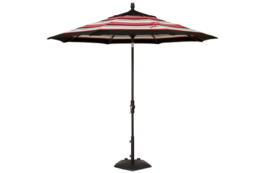 9' FOOT COLLAR TILT UMBRELLA