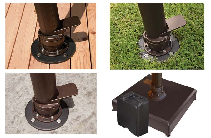 PERMANENT MOUNTING SOLUTIONS