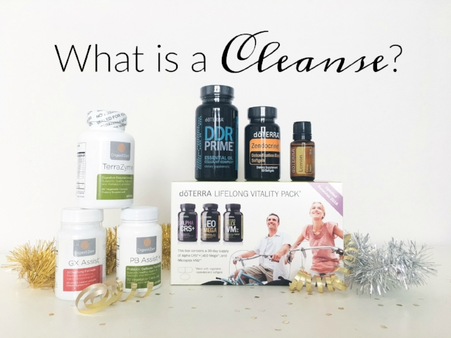 doTERRA Cleanse
