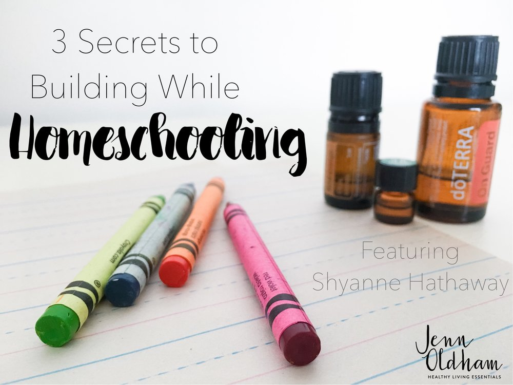 3 secrets to building a business