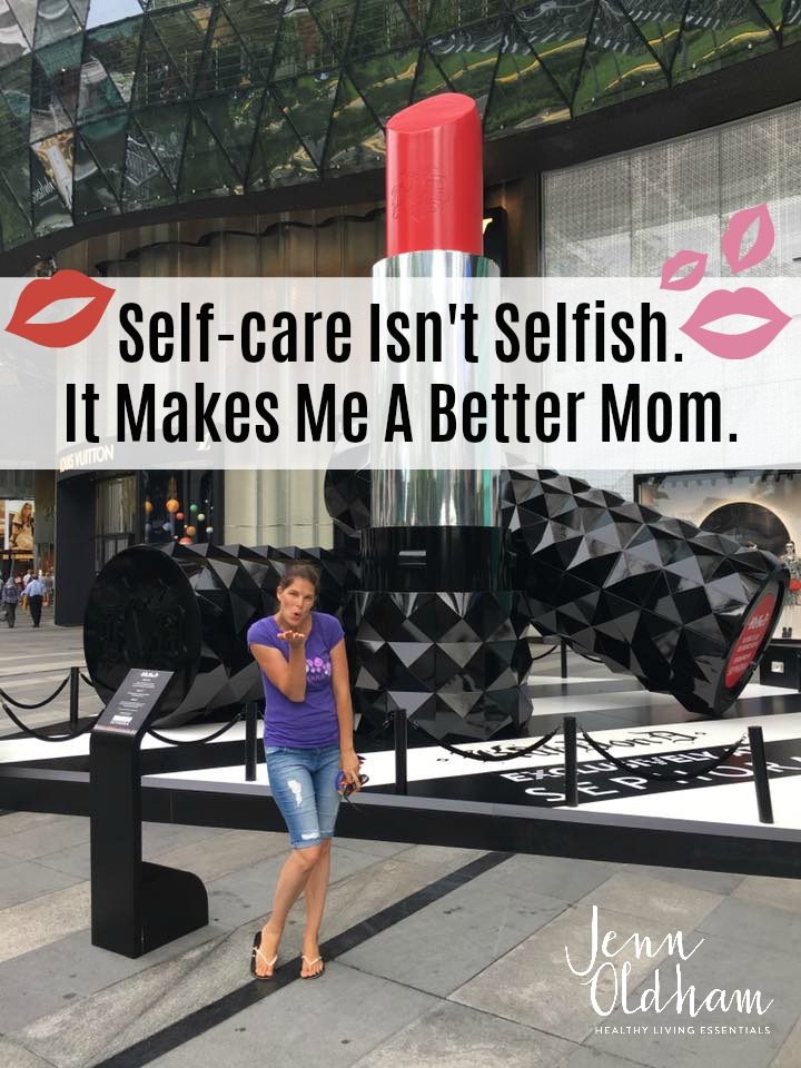 Self-care Isn't Selfish