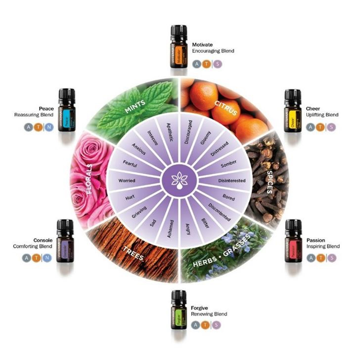 Emotion Oils, Emotional Aromatherapy, JennOldham.com