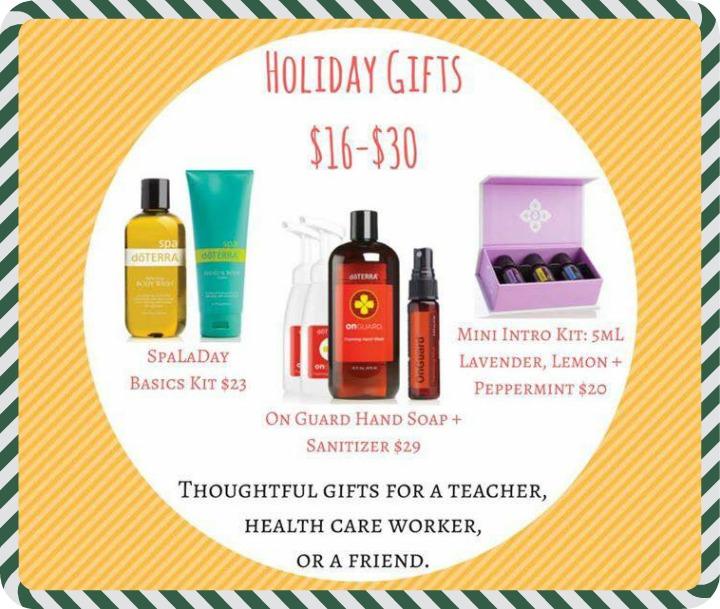 doTERRA Gift $16-30