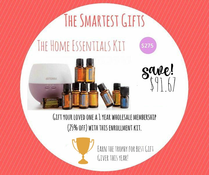 The HOME ESSENTIALS KIT