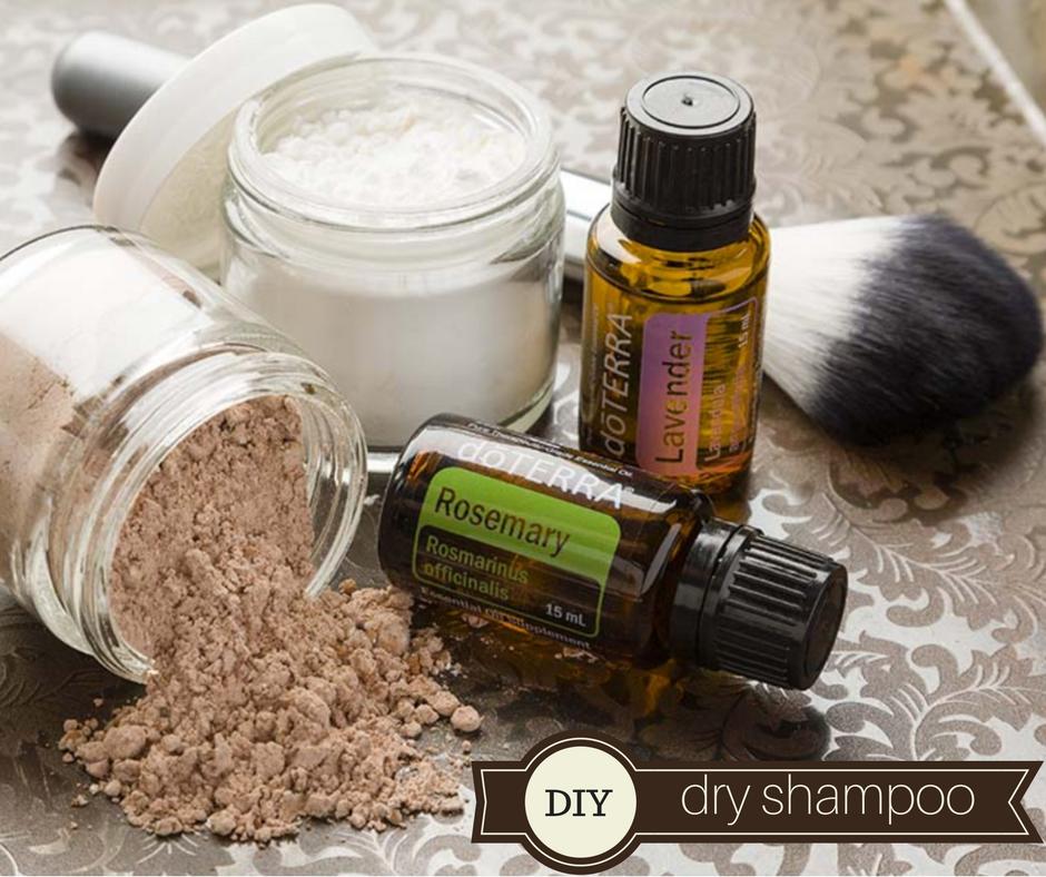 Make Your Own Dry Shampoo - JennOldham.com