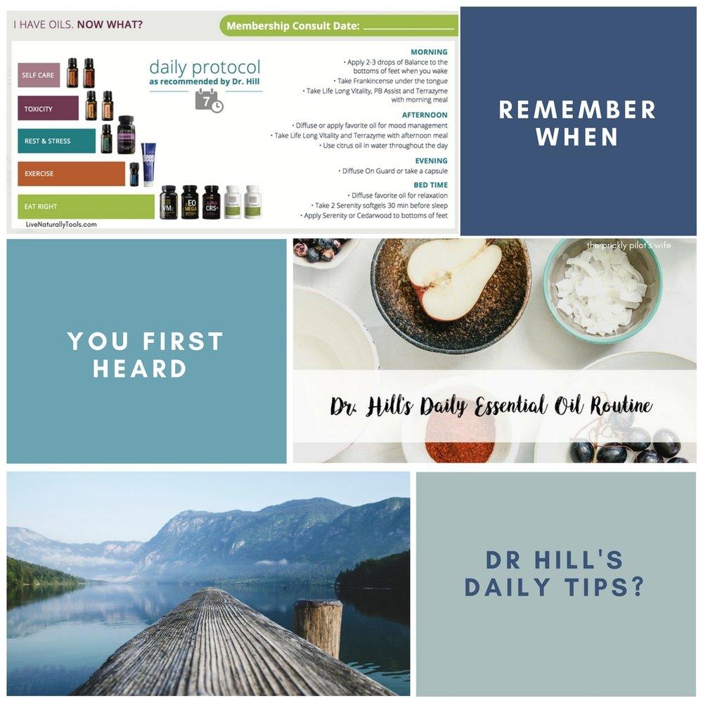 Daily Tips For Using Essential Oils - JennOldham.com