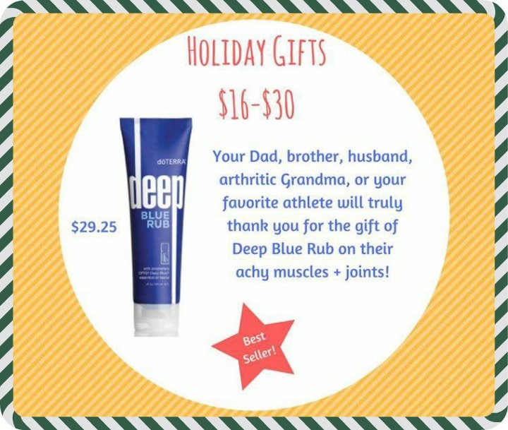 doTERRA Holiday Gifts