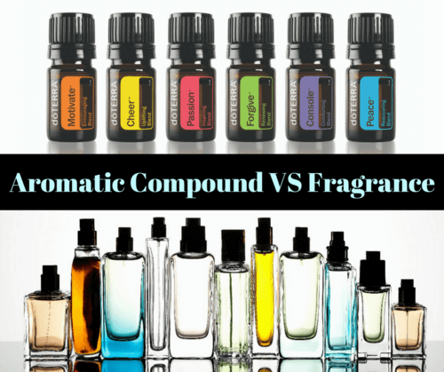 Aromatic Compound vs Fragrance