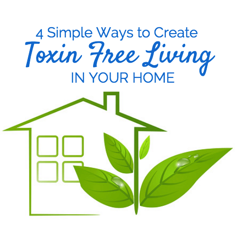 TOXIN FREE HOME LIVING