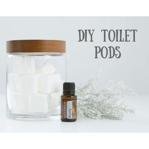 DIY Toilet PODS
