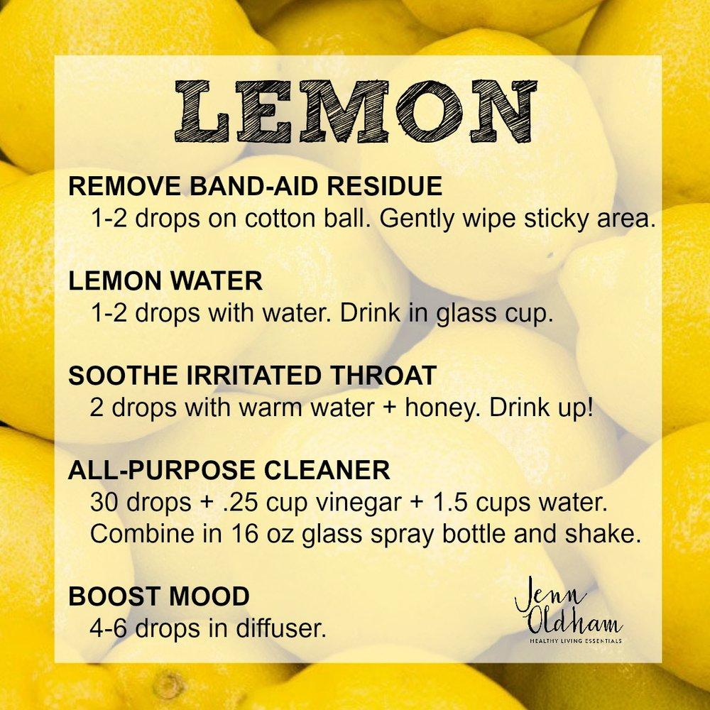 How to Use Lemon Essential Oil - Jenn Oldham.jpg