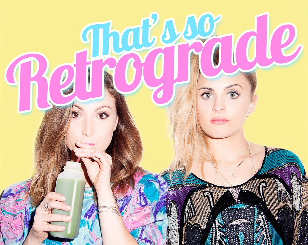 Listen : Katie on That's So Retrograde Podcast