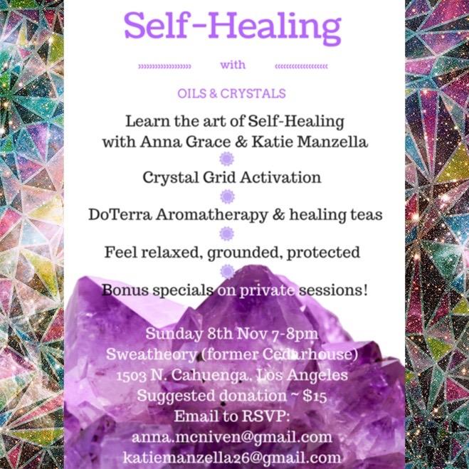 Self healing workshop